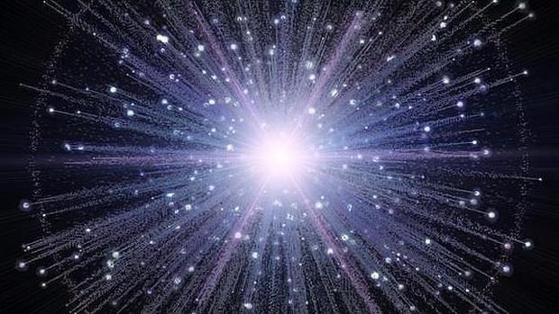 Recreación de Big Bang