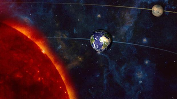 La Tierra podría ser desplazada hasta la órbita de Marte, un 50% más alejada del Sol