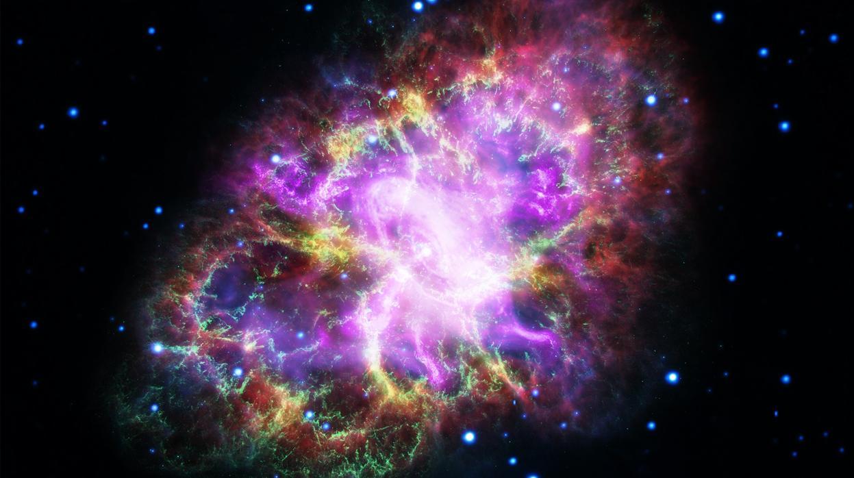 Resultado de imagen para Científicos captan el rayo de luz más energético jamás visto (y viene del espacio)