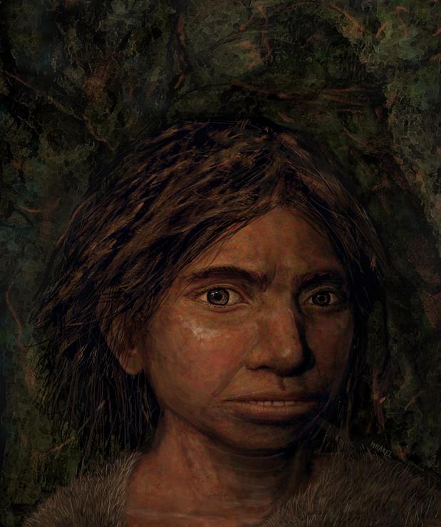 El aspecto de los misteriosos denisovanos, revelado por primera vez