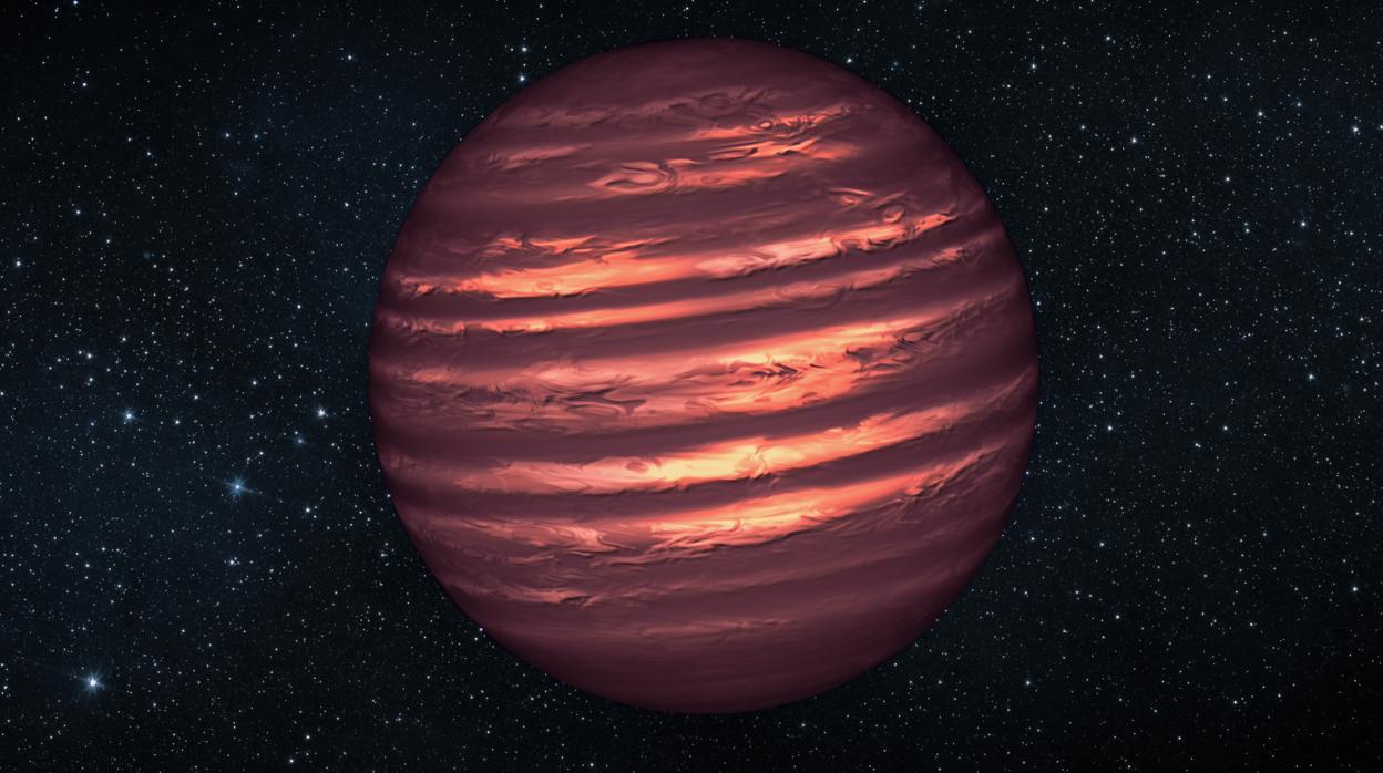 Resultado de imagen para Podría haber vida en las atmósferas de las enanas marrones