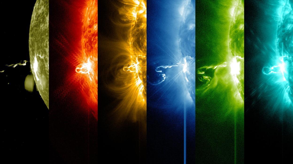 Resultado de imagen para ¿Son las peligrosas tormentas solares un fenómeno más usual de lo que creemos?