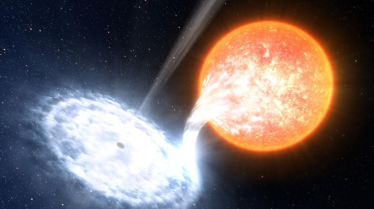 """Resultado de imagen de Descubren una nueva clase de agujero negro"""""""