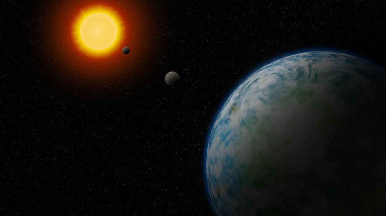 Resultado de imagen para Hallan dos nuevas supertierras aptas para la vida
