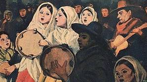 Los villancicos reciben su nombre de las canciones de los villanos, la gente del pueblo