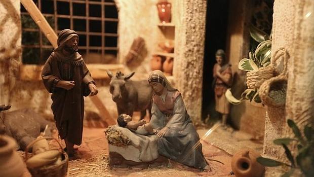 Fotos De El Pesebre De Jesus.El Nacimiento De Jesus Segun Benedicto Xvi