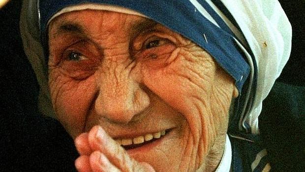 La beata Teresa de Calcuta