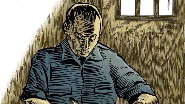José Antonio, en la cárcel