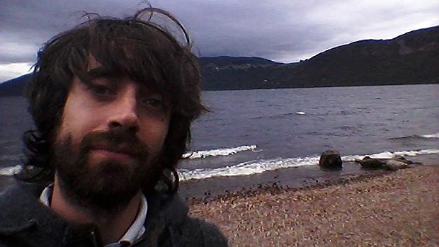 El selfie que Juan Gómez Bárcena dedica a ABC Cultural