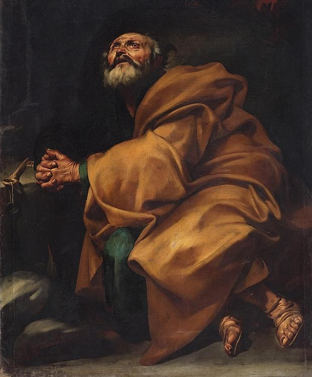 «San Pedro arrepentido», de Ribera, vendido al Metropolitan en 2012