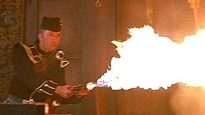La gaita-lanzallamas y otros inventos disparatados de James Bond