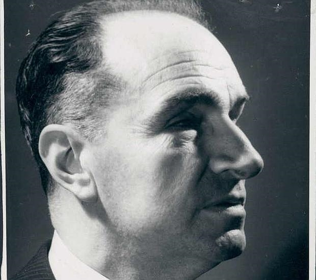 El maestro Joaquín Rodrigo