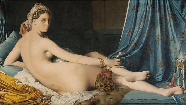 Anatomía de Ingres