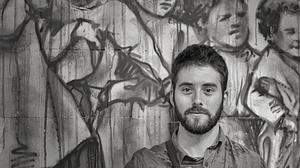El selfie que Matías Candeira dedica a ABC Cultural