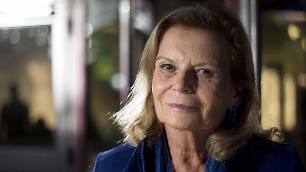 Carme Riera fue elegida para la silla «n» de la Real Academia Española