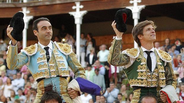 Enrique Ponce y El Juli