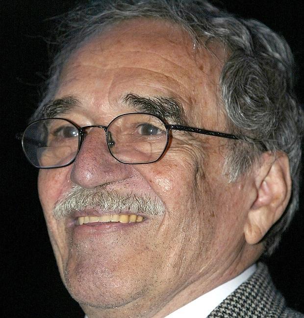 Gabriel García Márquez, fotografiado en Ciudad de México, en octubre de 2003