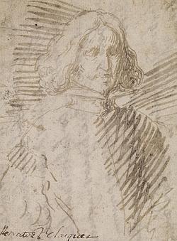 «Retrato de Velázquez», de Murillo