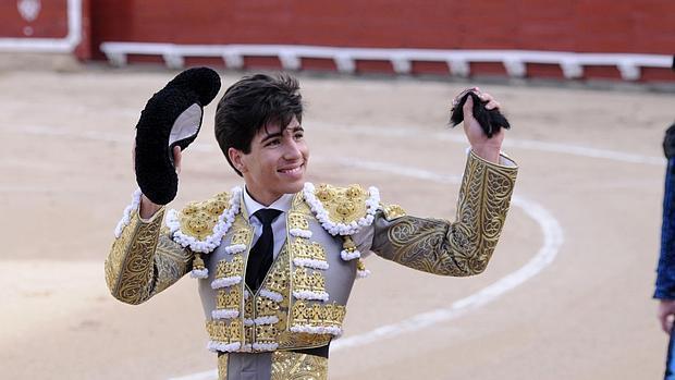 Álvaro Lorenzo, la última gran promesa de la Escuela Taurina toledana