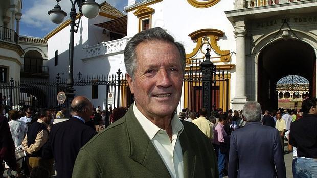 José Martínez «Limeño», a las puertas de la Maestranza