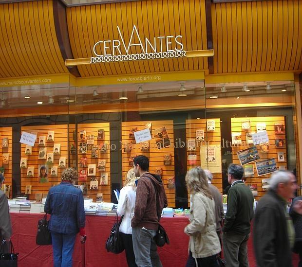 Las mejores librer as de espa a - Libreria cervantes torrelavega ...