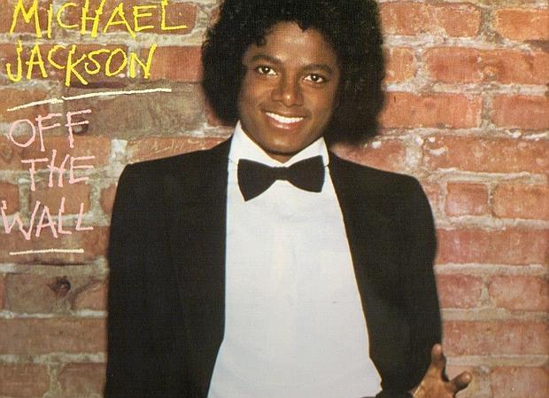 Portada del disco «Off the Wall», de Michael Jackson, de 1979