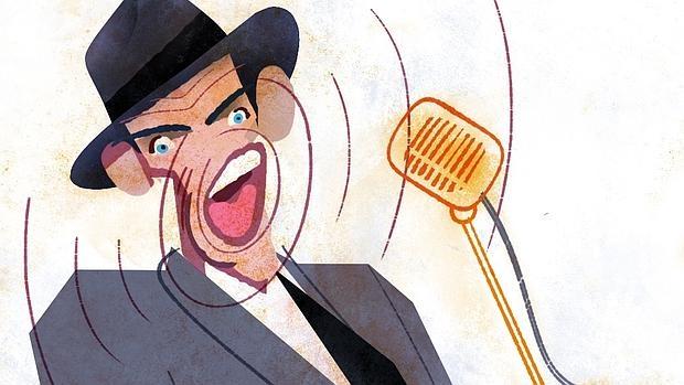 Frank Sinatra, el cantante