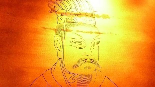 El emperador Jing, en cuyo mausoleo se ha encontrado el té más antiguo del mundo