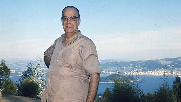 Camilo José Cela en una imagen de 1978