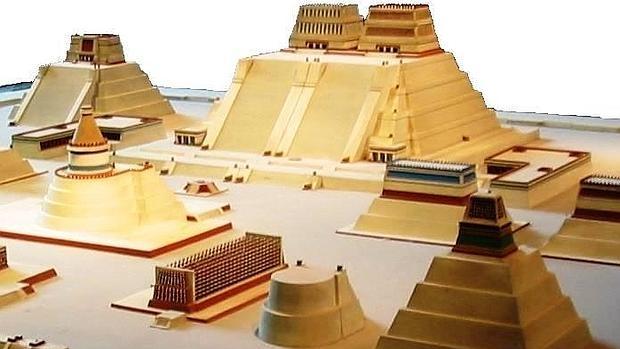 Tenochtitlán, la ciudad sagrada