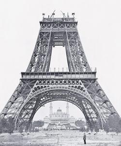 Ni la torre es de eiffel ni la d nae es ya de rembrandt for Quien hizo la torre eiffel