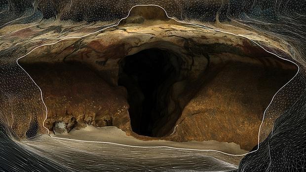 La cueva de Lascaux, en la Dordoña