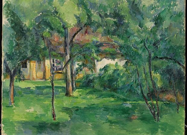«Ferme en Normandie, été (Hattenville)», de Paul Cézanne