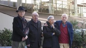 Artistas, amigos, familiares y residentes en Madrid