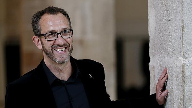 Menéndez Salmón, este martes en Barcelona