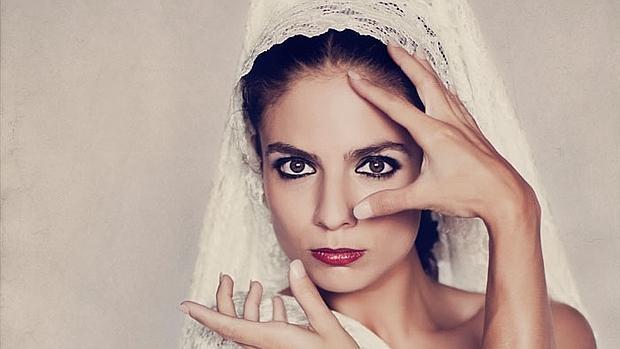 Sara Calero presenta en Ellas Crean «El mirar de la maja»