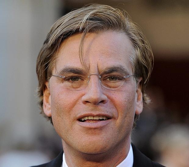 El guionista Aaron Sorkin, responsable de la primera adaptación para Broadway de la novela «Matar a un ruiseñor»