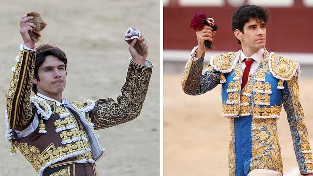 Sebastián Castella y Alberto López Simón, los dos nombres principales de 2015