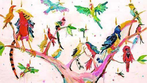 «Pentecostés en el árbol», de Julio Galindo
