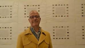 El galerista Henrique Faria en la sección Solo Projects