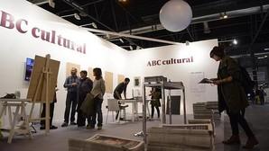 Estand de ABC Cultural en ARCO