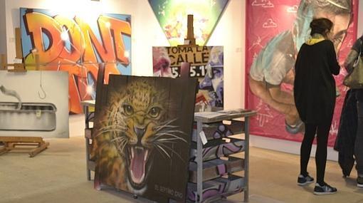 Espacio de Durán Arte y Subastas en JustMad