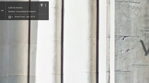 Captura del proyecto «I Was There», de Fito Conesa