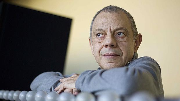 El director del Lliure, Lluís Pasqual, ayer en Barcelona