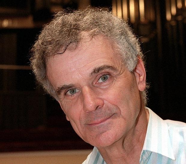 El compositor británico Peter Maxwell Davies