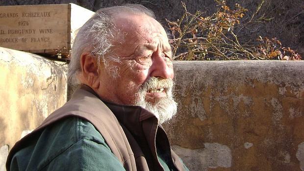 El escritor estadounidense Jim Harrison