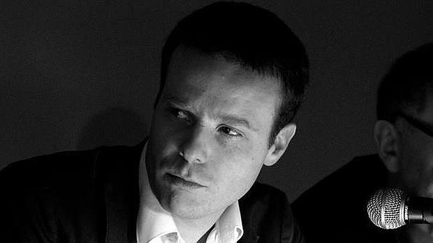 El autor británico Tom McCarthy