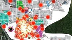 Vista de la aplicación Beacons