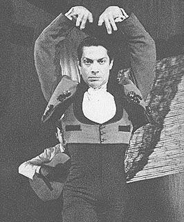 Antonio el Bailarín