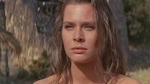 Rosemary Forsyth, en el papel de Bronwyn, en «El señor de la guerra»